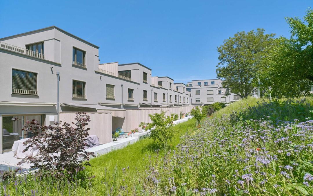"""""""Livio"""" Kantonschulstrasse, Wohnsiedlung im Bülach"""