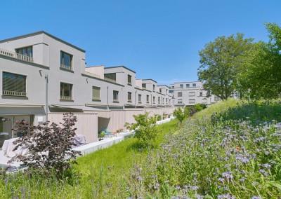 """Livio"" Kantonschulstrasse, residential settlement in Bülach"