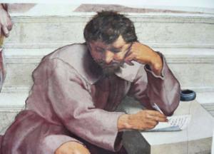Heraklit von Ephesos (um 520 v. Chr.; † um 460 v. Chr.)