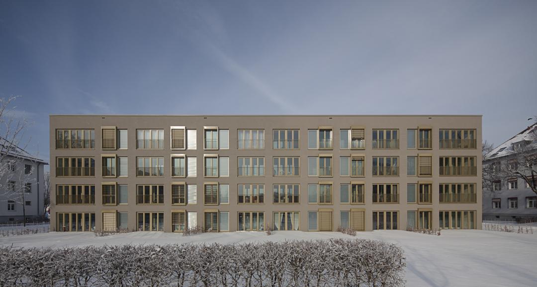 Mehrgenerationenwohnen West Albertinum, Neu-Ulm