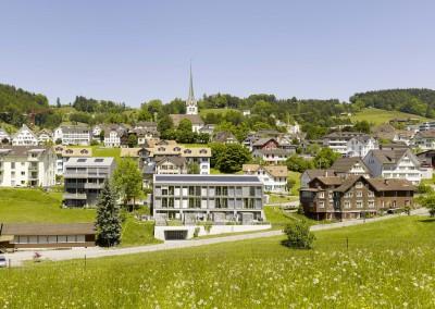 Wohnüberbauung, Bächli,Teufen