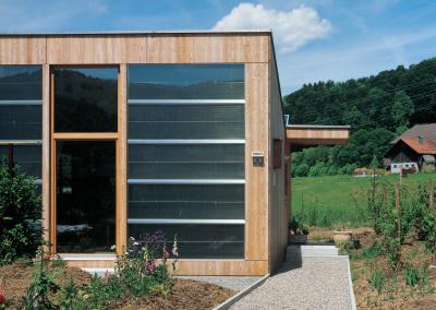 Solarhouse III, Ebnat-Kappel