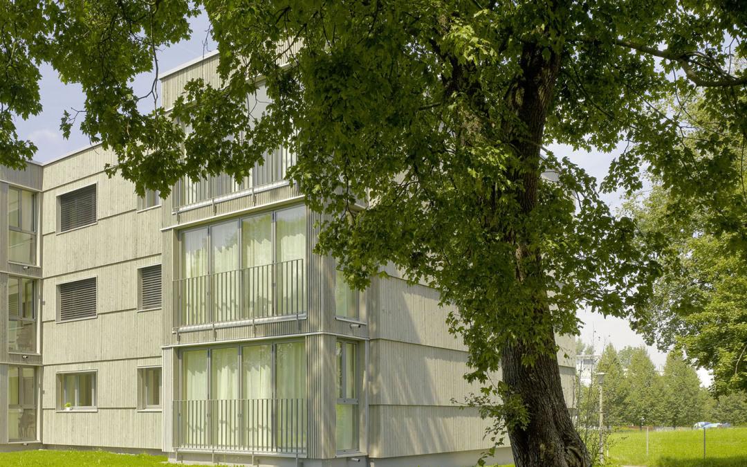 Energetische Gebäudesanierung, Greifensee