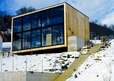 Solarhaus II, Gelterkinden