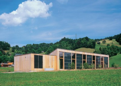 Solarhaus III, Ebnat-Kappel
