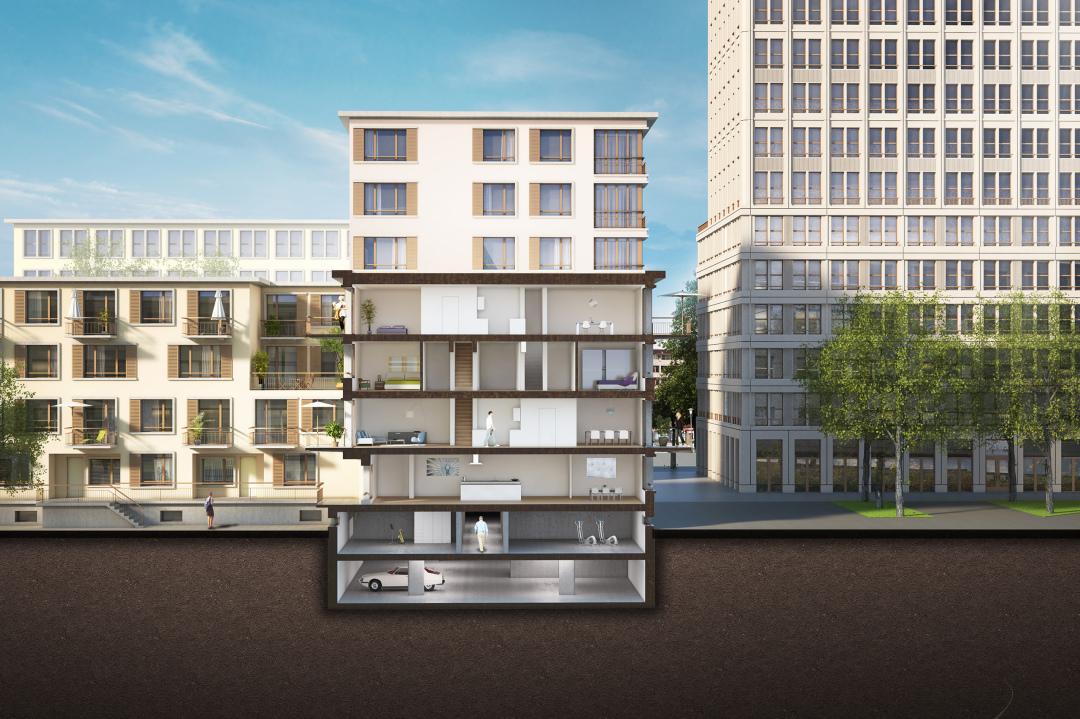 Wettbewerb Städtebaulicher Arealentwicklung, Torfeld Süd, Aarau