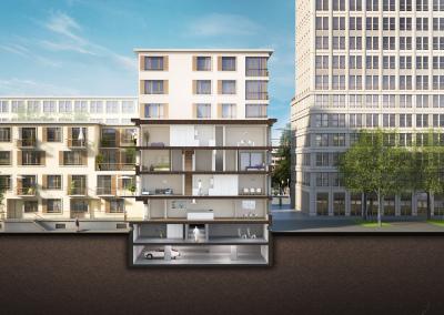 Torfeld South – Urban Design Development