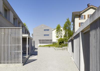 Im Bächli – residential dwelling in Teufen