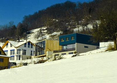 Solarhouse II, Gelterkinden