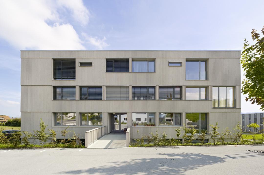 Wohnüberbauung «Silence», St. Erhard