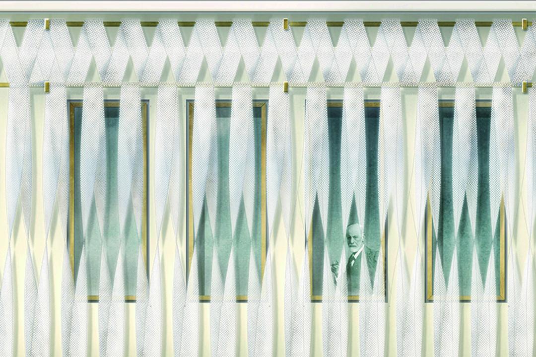Wettbewerb Sigmund Freud Universität, Wien