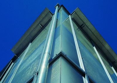 Solarhouse I, Domat/Ems