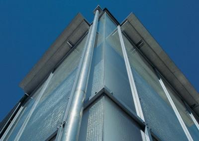 Solarhaus I, Domat/Ems