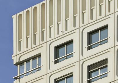 Residential high-rise, near Rietpark, Schlieren