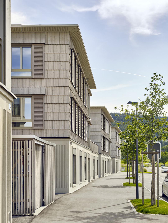 Sozial nachhaltiger Städtebau «Neugrüen», Mellingen