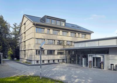 Forschungsanstalt WSL Birmensdorf