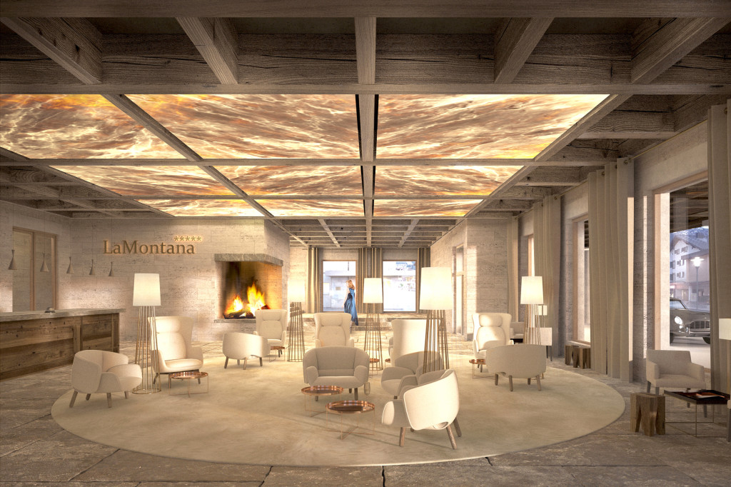 La montana 5 sterne resort hotel klosters switzerland for Design hotel 5 sterne