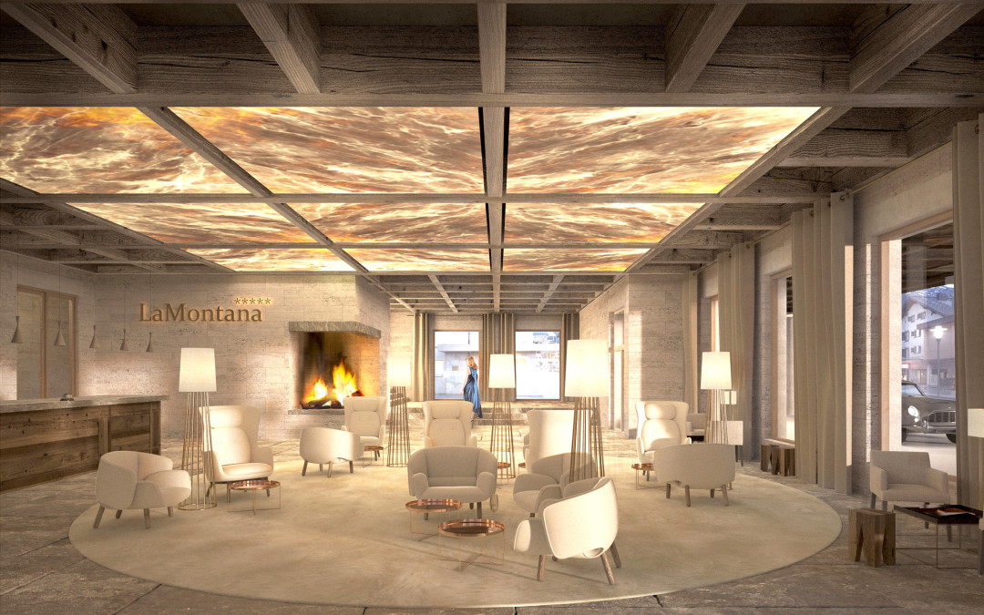 La Montana, 5 star hotel, Klosters