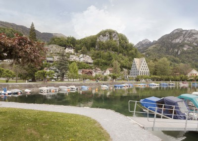 """Competition """"Café am See"""". Weesen"""