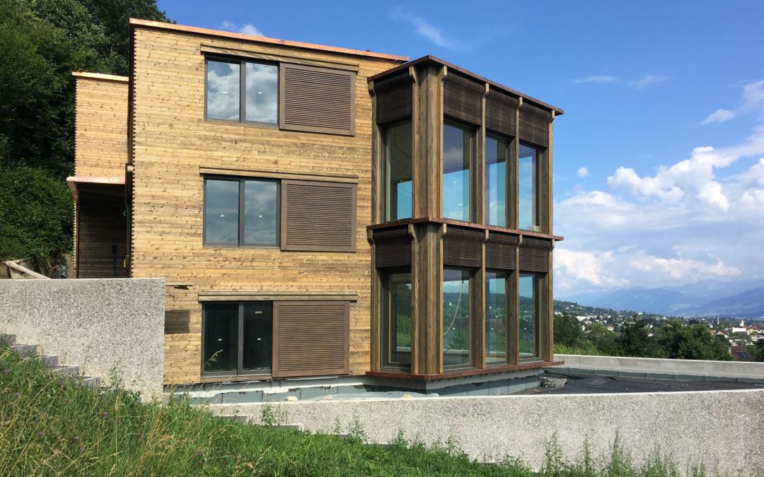 Residential building Austrasse Meilen