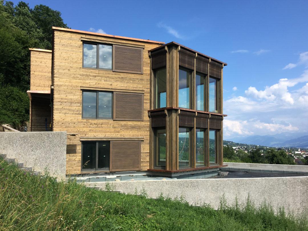 Wohnhaus Austrasse Meilen