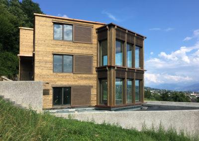 Residential building Austrasse. Meilen