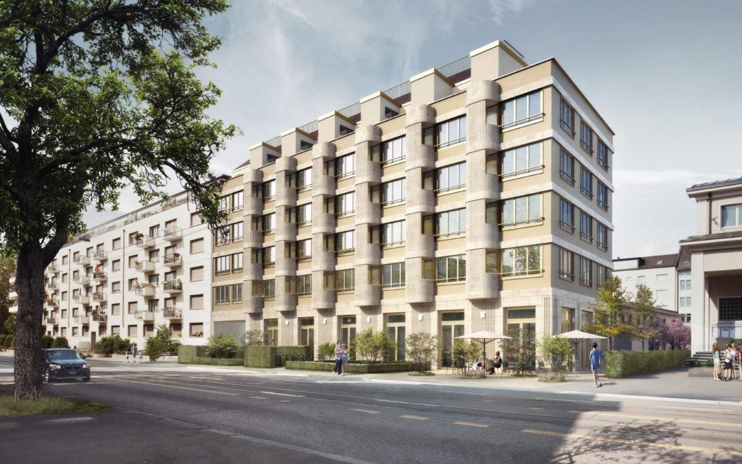 Wohnhaus Hohlstrasse 100, 8004 Zürich
