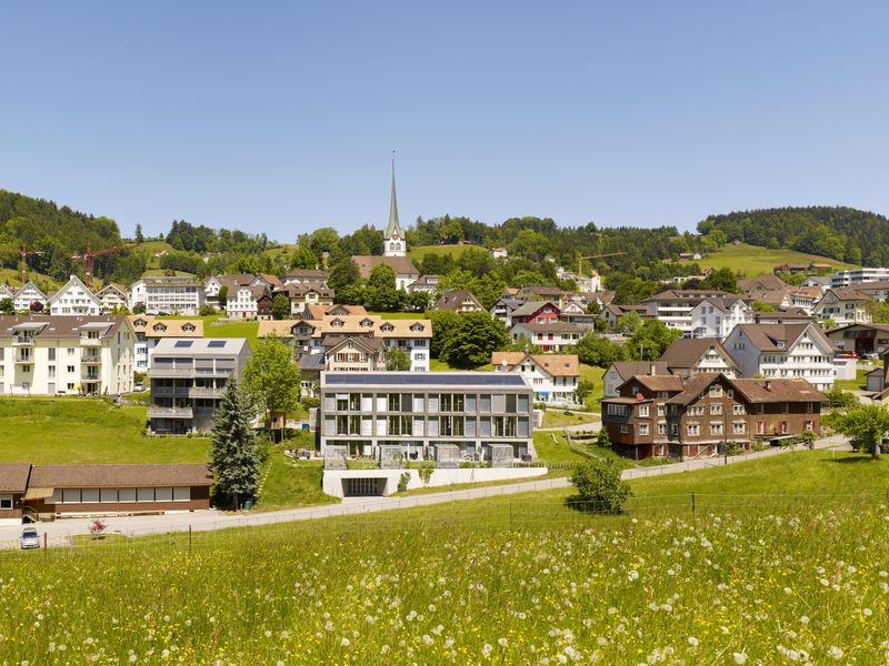 Internal settlement development – Appenzell Ausserrhoden