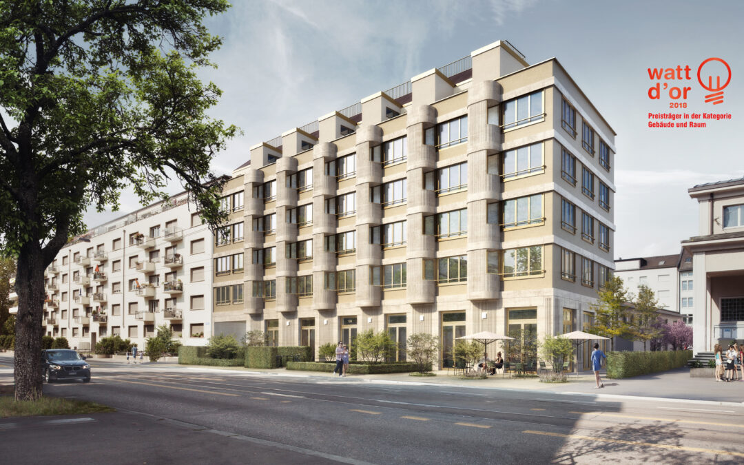 Vortrag: Die Zukunft der Gebäudehülle