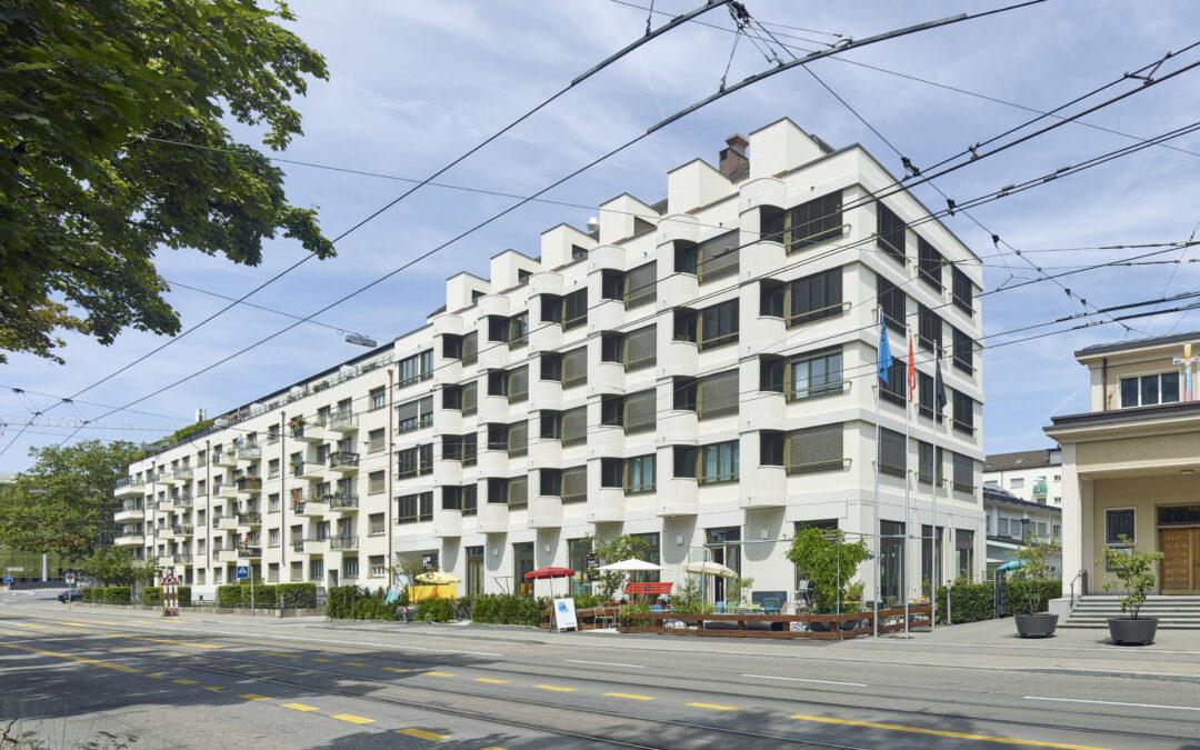 Wohnhaus Hohlstrasse 100, Zürich
