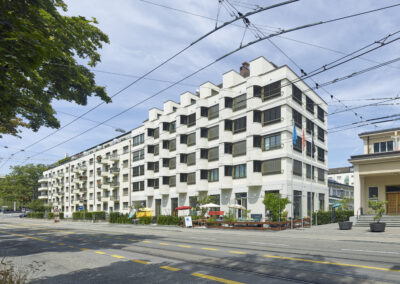 Residential building Hohlstrasse 100, Zürich