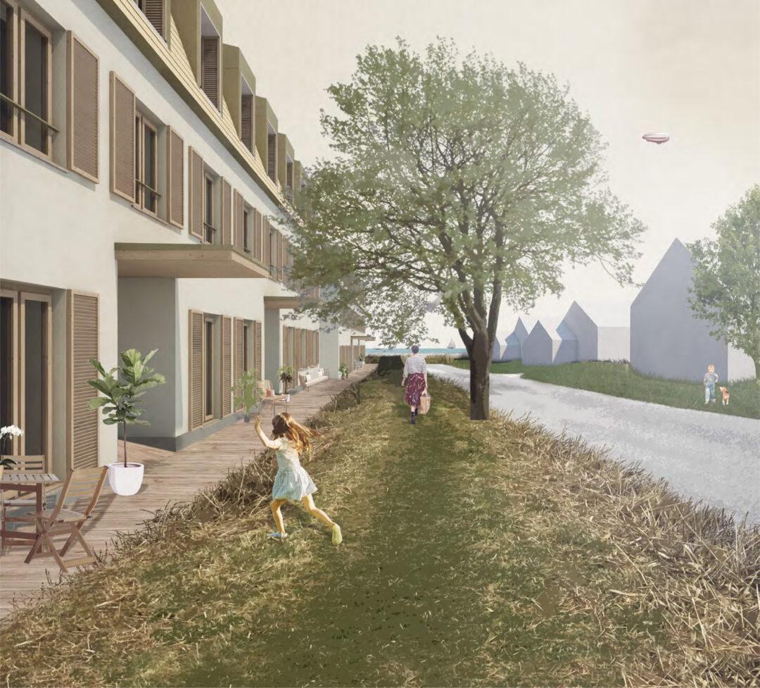 Wohnsiedlung Luxburgerfeld, Egnach