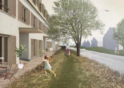 Residential settlement Luxburgerfeld, Egnach