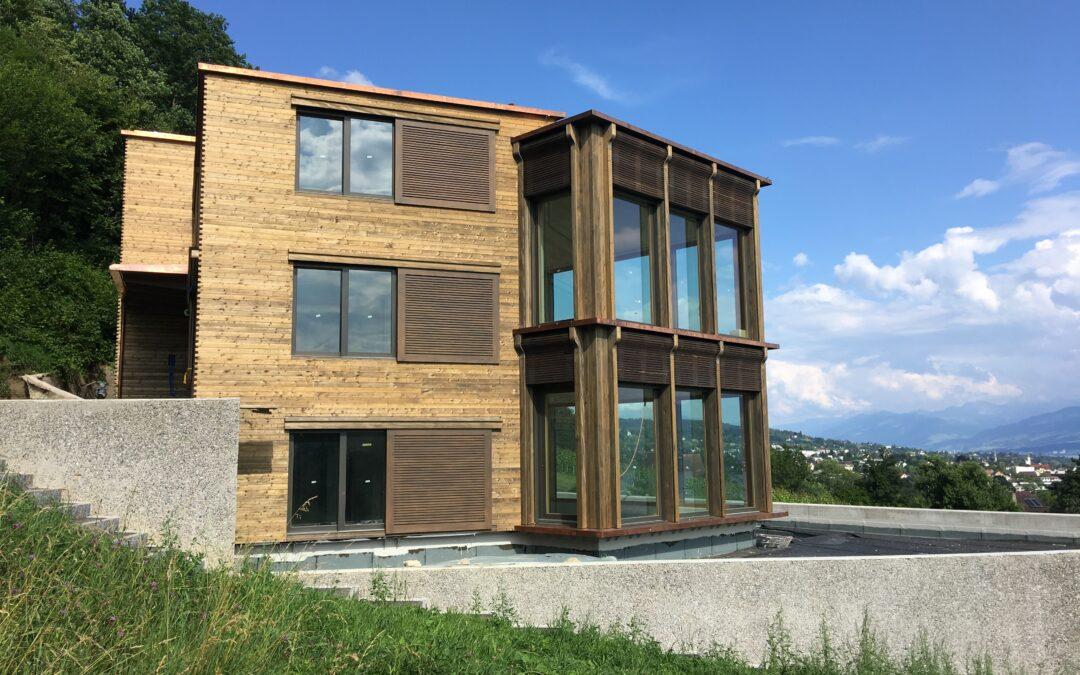 Wohnhaus Austrasse, Meilen