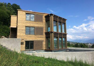 Residential building Austrasse, Meilen