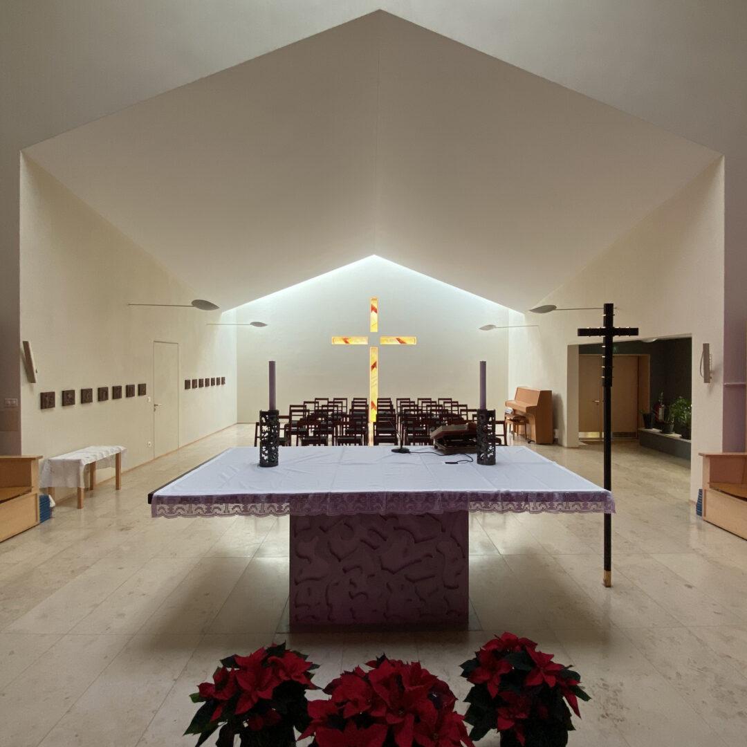 Energetische Sanierung katholische Kirche, Meilen