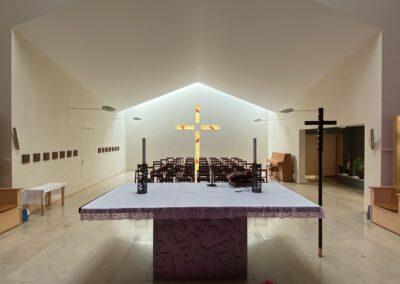 Energetic renovation Catholic Church, Meilen